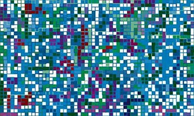 Ultramarine Smalto Mosaique