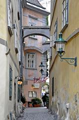 Griechengasse, Wien