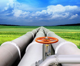gas-transmission pipeline