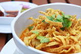 Khao Soi, local Thailand food