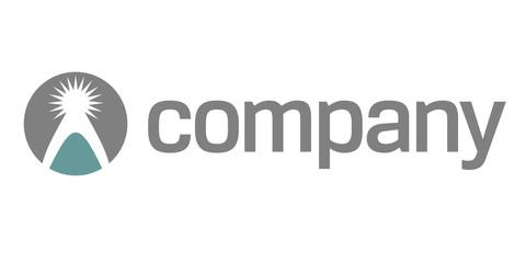 Mountain logo for nonprofit organization