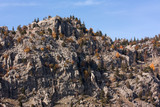 Felsmassiv im Taurusgebirge (Toros Dağları), Anatolien, Türkei