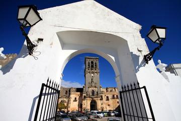 Arcos de la Frontera, Plaza del Cabildo