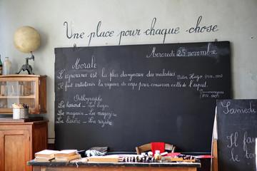 Ecole d'autrefois #2