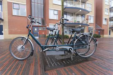 electric tandem bicycle