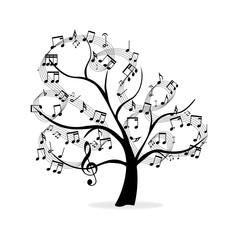 arbol musical