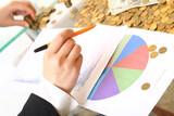 market analysis poster