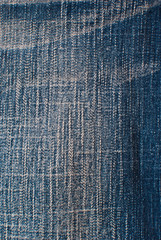 classic jean texture.