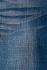 blue jean texture.