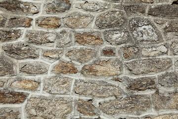 Granite  Stone Wall Background Texture