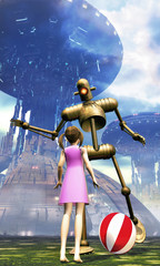 robot positronic asimov