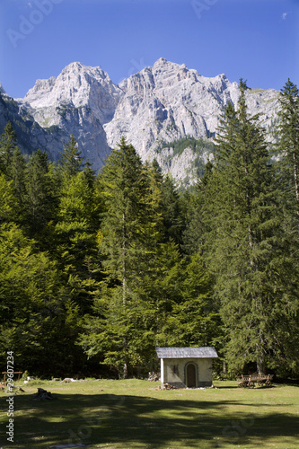 Julian alps - mt. Skrlatica from Aliazevov dom