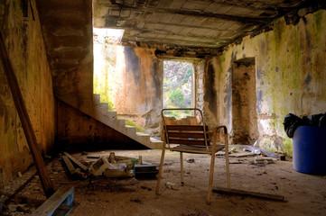 Ruinenraum