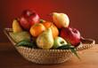 cesta frutta assortita