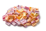 colorful confectionery poster