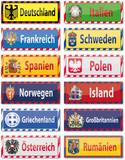 Fototapety Länder