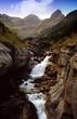 Cascadas en el Monte Perdido, España