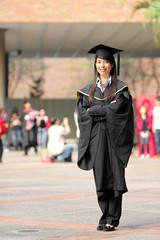girl graduation