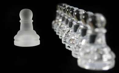 Chess Pieces - Pawns 1