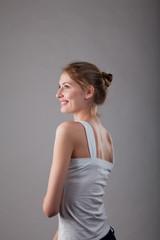 Profile girl