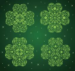 Saint Patrick's Day.