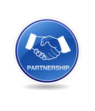 Partnership Icon poster