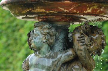 Versailles, Allée d'Eau ou Allée des Marmousets