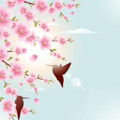 Spring Illustration