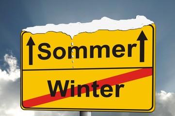 Winter-Sommer