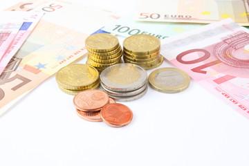 Money, Kleingeld