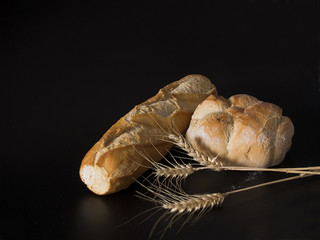 Pane e spighe di grano 1