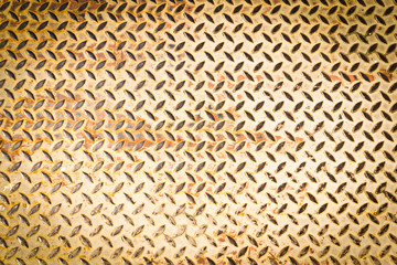 diamon steel plate texture for background