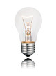Ideas - Flawless Lightbulb photo with Reflection