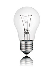 Ideas - Perfect Lighbulb Photo with Reflection