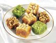 Mix Halwa Cubes