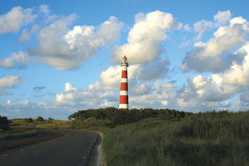 Leuchtturm Ameland Holland