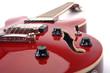 E-Gitarre Detail