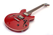 E-Gitarre cherry red