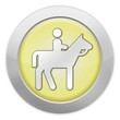 "Light Colored Icon (Yellow) ""Horse Trail"""