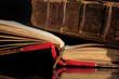 grimoires,vieux livres d'autrefois