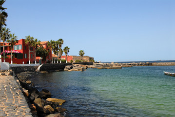 Goree Senegal
