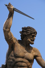 sculpture 4, Prague