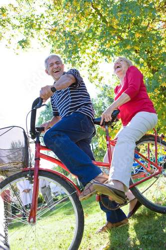 Bicycle for two!