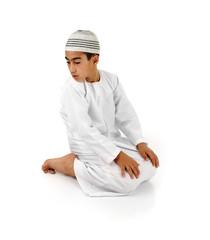 Islamic pray tutorial of 15 photos