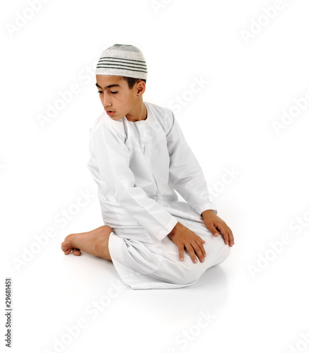Islamic pray tutorial of 15 photos