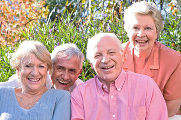 Retirement is not so boring when you have friends!