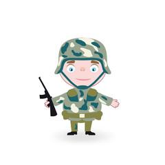 happies, militaire