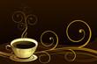 Cioccolata e caffe