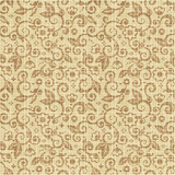 Fototapety Seamless floral print canvas background (you see 4 tiles)