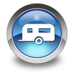 "Glossy Pictogram ""Camping Trailer"""